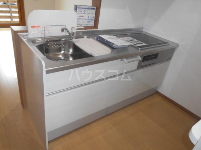スマイルSUWAのキッチン