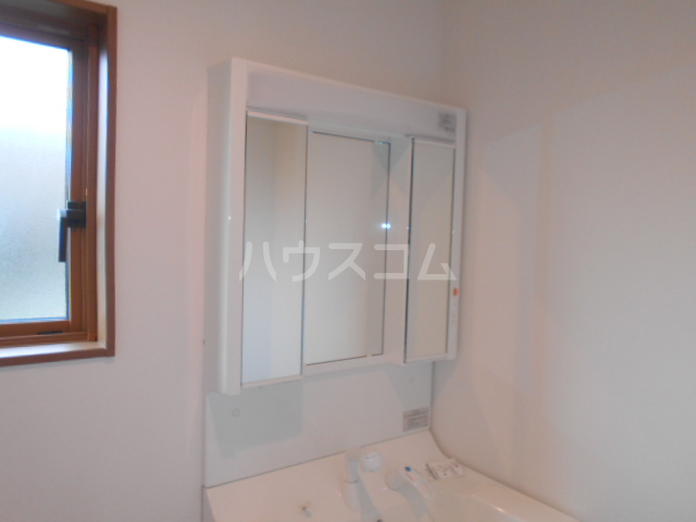 スマイルSUWAの洗面所