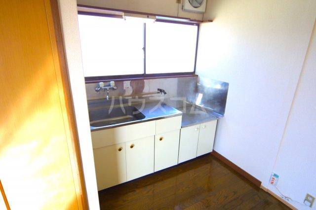 シャレル八斗島 29号室のキッチン