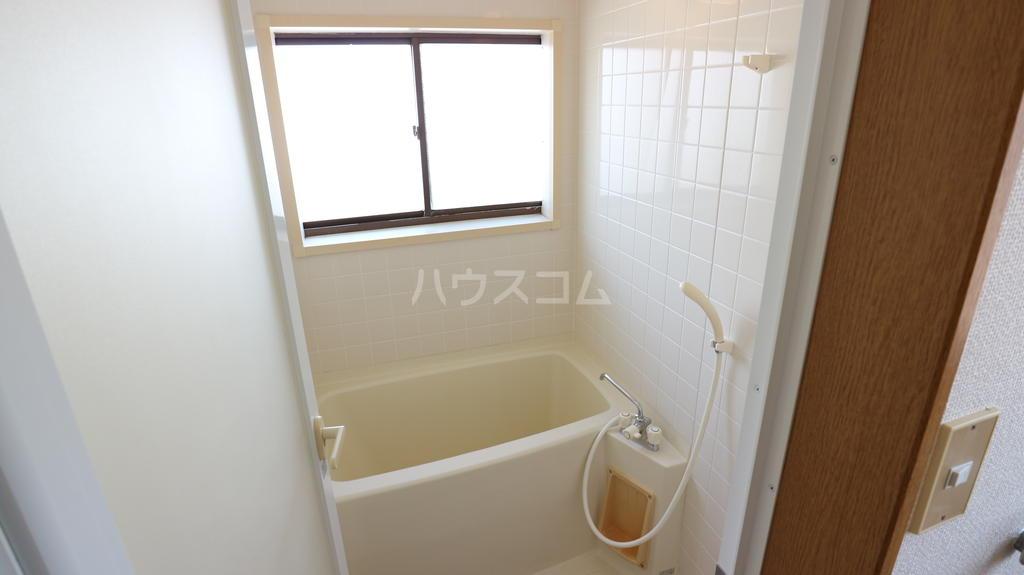 シャレル八斗島 29号室の風呂