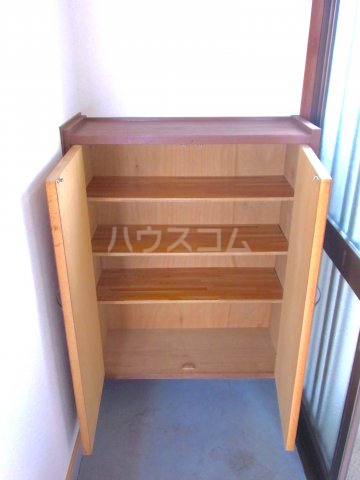 シャレル八斗島 29号室の玄関
