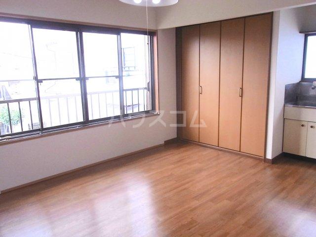 シャレル八斗島 29号室の居室