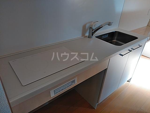 エバーリングA 103号室のキッチン