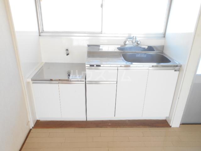 吉澤住宅A6のキッチン