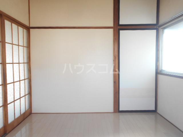 吉澤住宅A6の居室