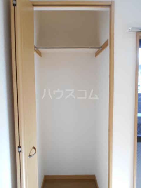 ボートハウス平尾 106号室の収納