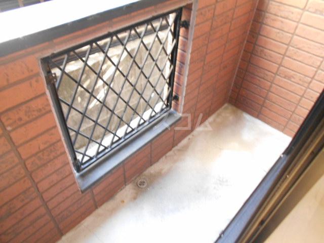 ボートハウス平尾 106号室のバルコニー