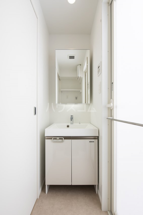 エンクレスト博多GATE 1408号室の洗面所