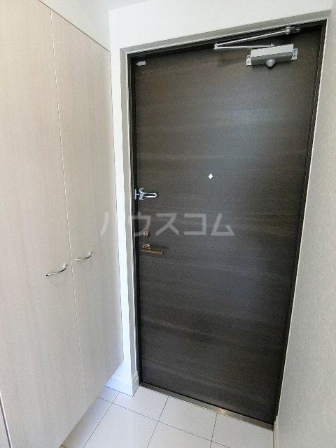 エンクレスト博多GATE 1408号室の玄関