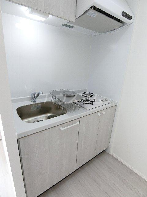 エンクレスト博多GATE 1408号室のキッチン