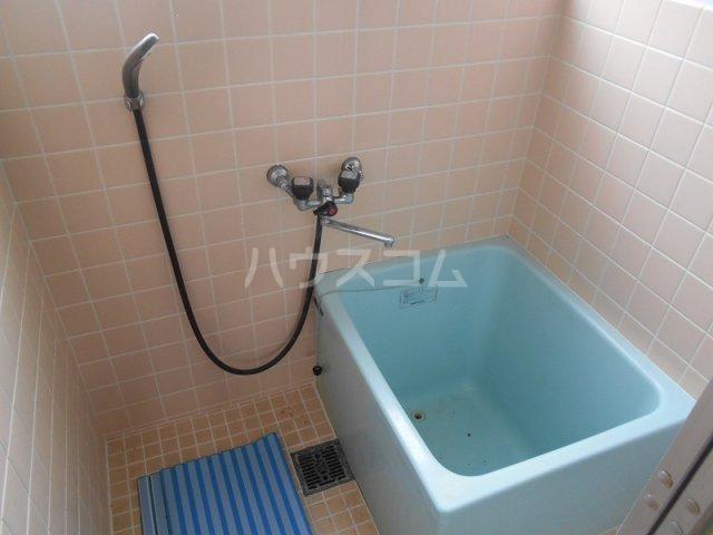 コーポ二村 101号室の風呂