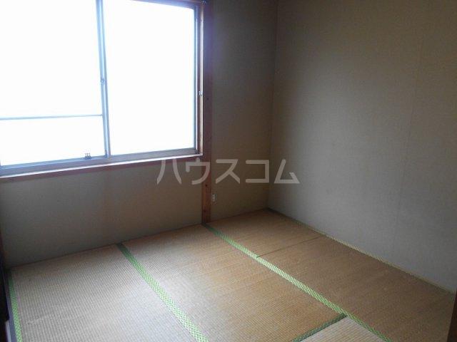 コーポ二村 101号室のベッドルーム
