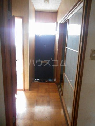 コーポ二村 101号室の玄関