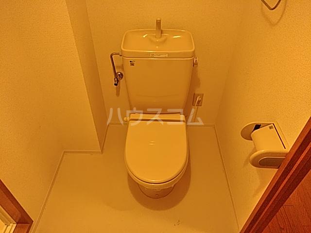 大竹南ビル 303号室のトイレ