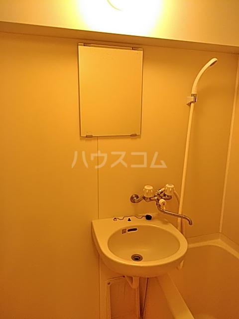 大竹南ビル 303号室の洗面所