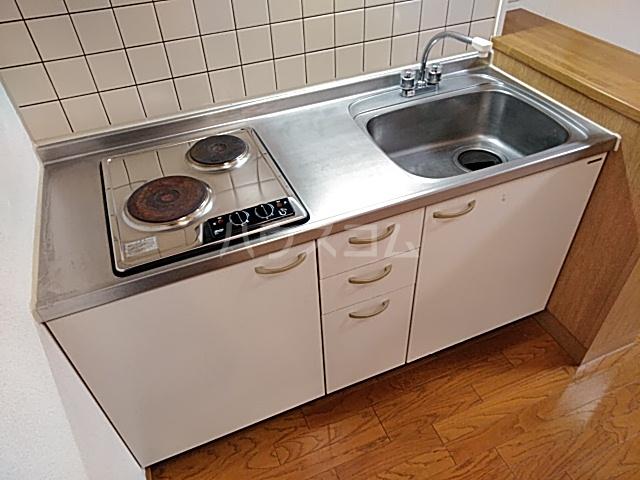 大竹南ビル 303号室のキッチン