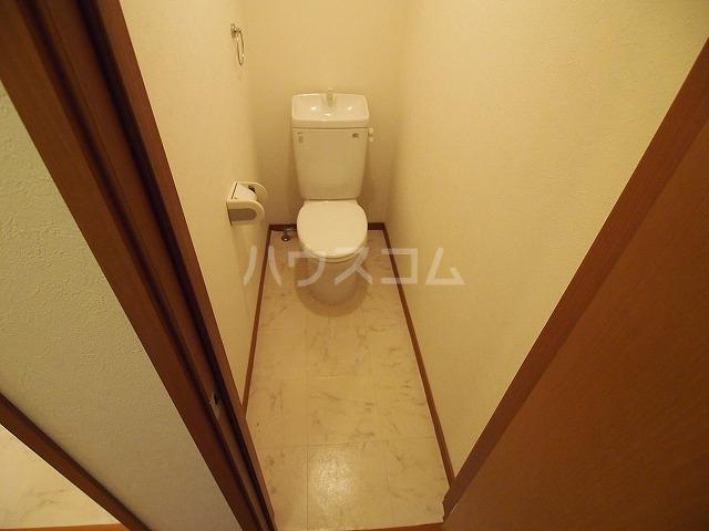 Lugar・duのトイレ