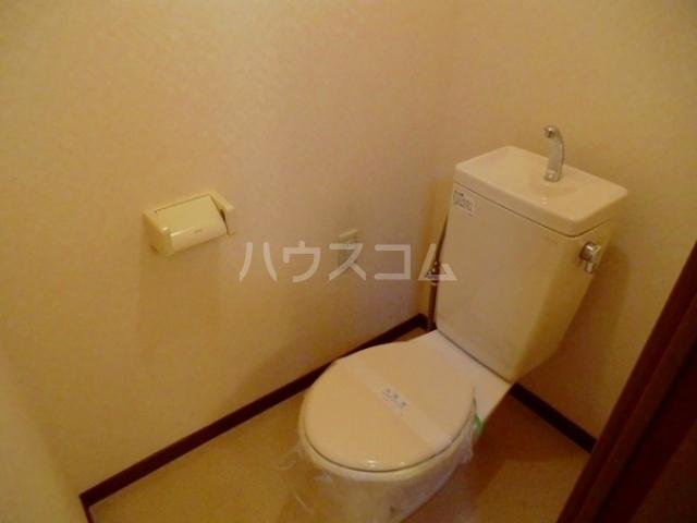 リヴェール竹谷 101号室のトイレ