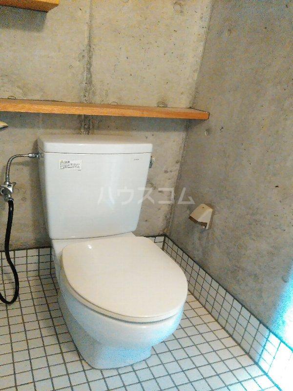 マリンハウス 301号室のトイレ