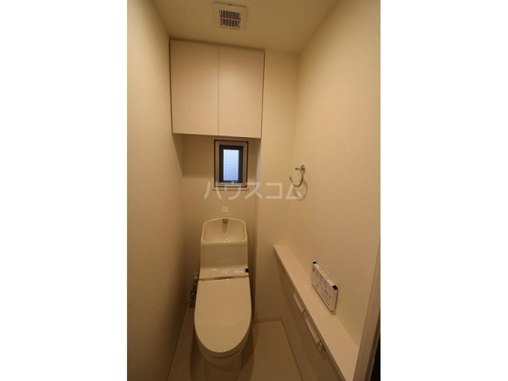 Fステージ小禄宮城弐番館 603号室のトイレ