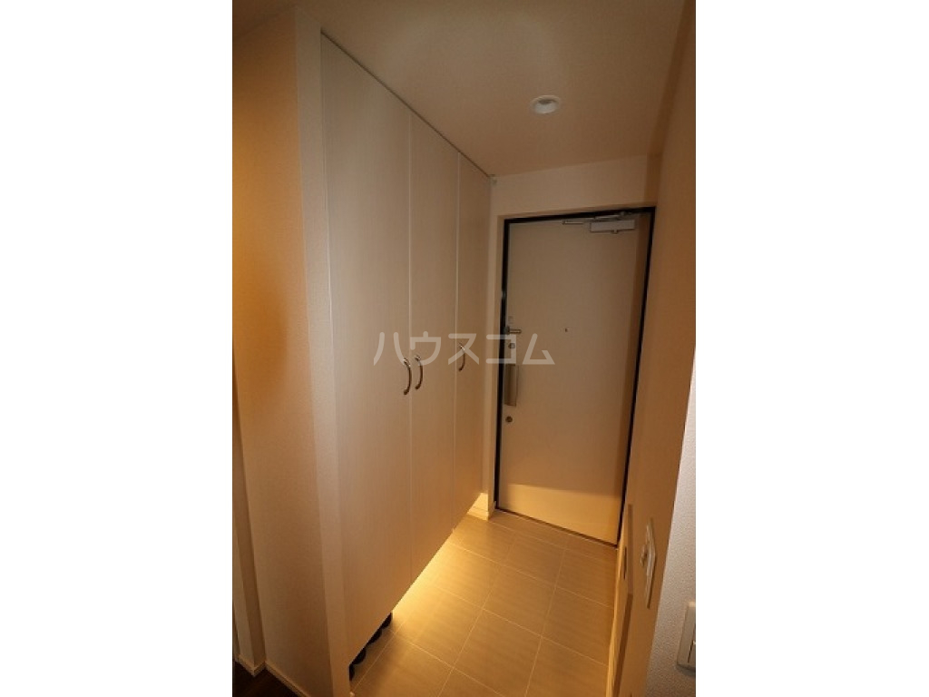 Fステージ小禄宮城弐番館 603号室の玄関