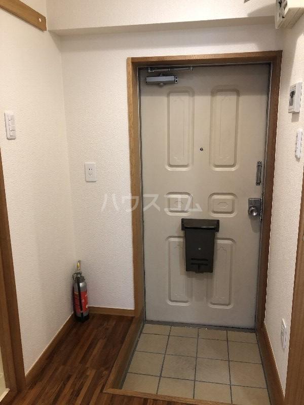 宮里マンション 306号室の玄関