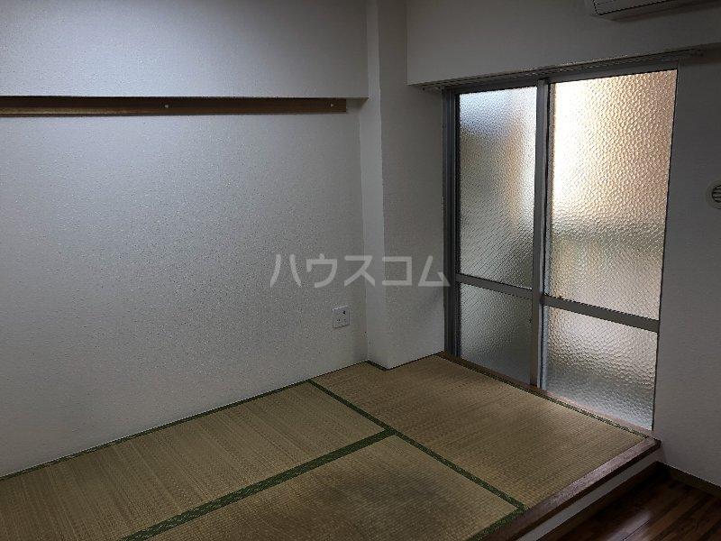 宮里マンション 306号室のベッドルーム
