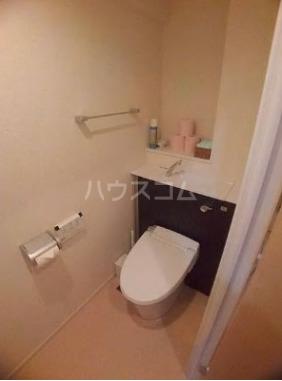 エムズハウスⅡ 101号室のトイレ