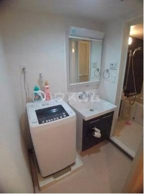 エムズハウスⅡ 101号室の洗面所