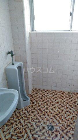 真玉橋貸家のトイレ