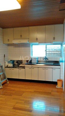 真玉橋貸家のキッチン