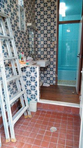 真玉橋貸家の洗面所