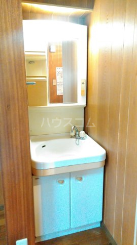 コミュニティ・ヴィレッジ 20A号室の洗面所