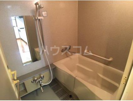 ライオンズマンション新都心 206号室の風呂