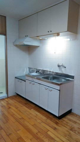 シャトレM 303号室のキッチン