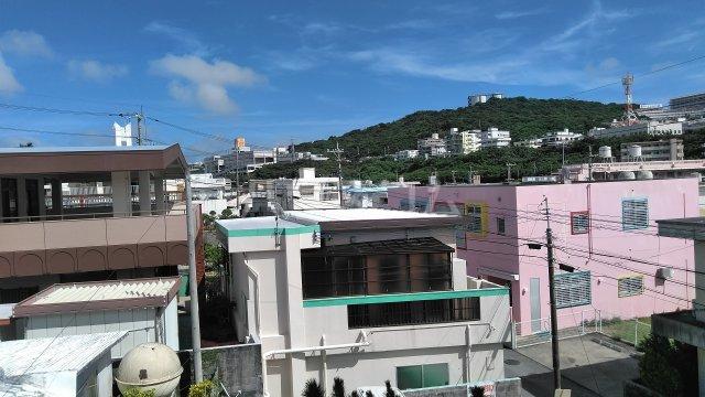 丸平アパート 302号室の景色
