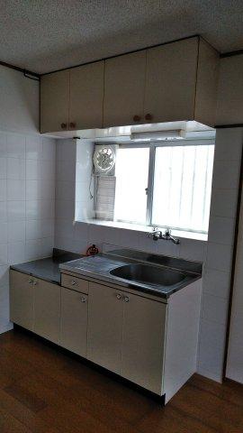 コーポ嘉数 306号室のキッチン