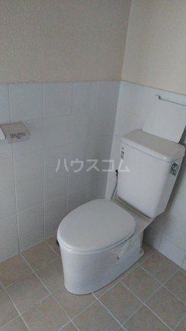 コーポ嘉数 306号室のトイレ