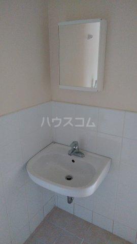 コーポ嘉数 306号室の洗面所