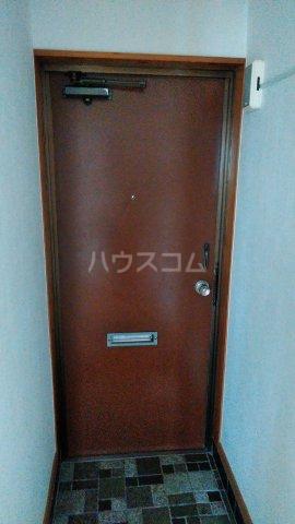 コーポ嘉数 306号室の玄関
