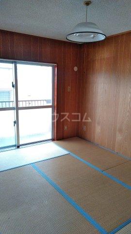 コーポ嘉数 306号室の居室
