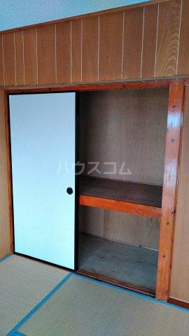 コーポ嘉数 306号室の収納