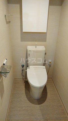 La mer 久茂地 201号室のトイレ