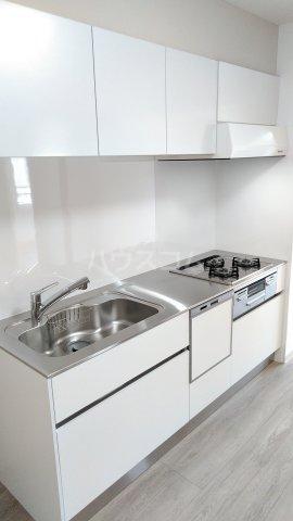 La mer 久茂地 201号室のキッチン
