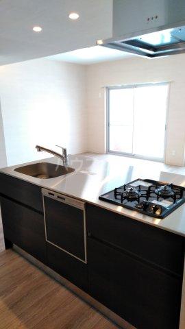 La mer 久茂地 403号室のキッチン
