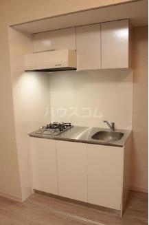 La mer 久茂地 701号室のキッチン