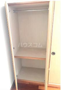 コーポ高良Ⅲ 410号室の収納