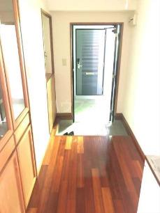 コーポ高良Ⅲ 410号室の玄関