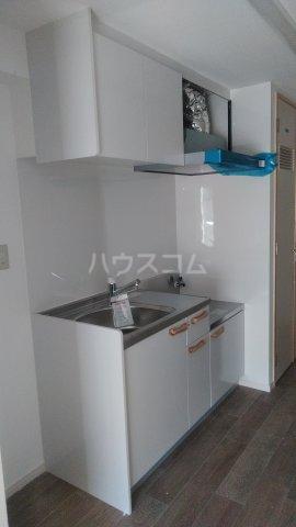 WAKASA OASIS(ワカサオアシス) 401号室のキッチン
