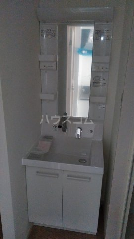 WAKASA OASIS(ワカサオアシス) 401号室の洗面所